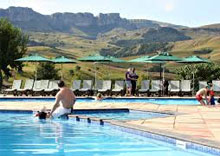 Alpine Heath Resort Pool