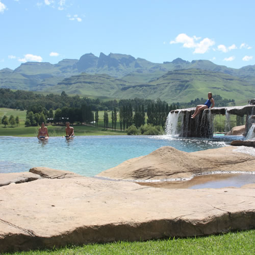Drakensberg Self Catering And Resort Accommodation At