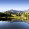 Accommodation in the Drakensberg at Montusi Mountain Lodge